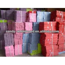 10*6cm Plastic strips for whiteboard whiteboard accessories