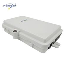 FTTH04C SC FC ST adaptador mini 4 núcleos ao ar livre à prova d 'água caixa de distribuição splitter