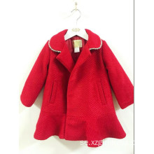 Höstbarn Girl Coat Woolen Sweater