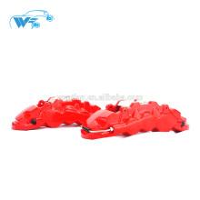Auto6 pistão de alto desempenho WT8520 Red pinça de freio apto para 19rim para 21rim tamanho da roda para Volkswagen Phaeton vw touareg
