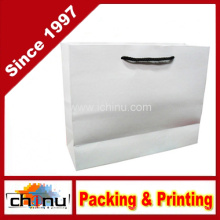 Sac en papier Kraft blanc (2114)
