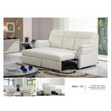 Elektrisches Recliner Sofa USA L & P Mechanismus Sofa Down Sofa (722 #)