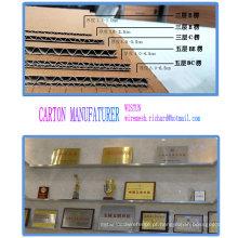 Caixa mais barata da caixa, caixa da caixa do pacote, pacote do transporte, fabricante da caixa postal