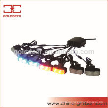 Водонепроницаемый предупреждение Строб лампы Светодиодные автомобиль гриль света (SL612)
