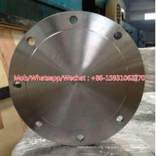 high pressure carbon steel blind flange