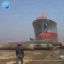 hecho en China airbag inflable del barco marino de alta presión