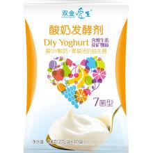 Probiotische gesunde Joghurt-Ernährung Fakten