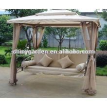 Outdoor Gartenpavillons mit Schaukel Hanging Swing Chair Bett