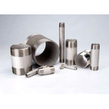 ASME A403 Wp304 ANSI B16.9 Bw Seamless Equal Tee Pipe Fittings