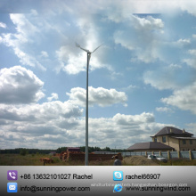 Permanent Magnet Small Wind Turbine (Sunning 1000W)