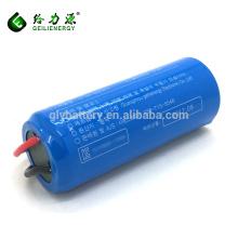 Batería de ion de litio recargable 26650 3.7v batería de li-ion 5000mah con certificación KC