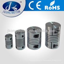 Accouplement flexible RB, accouplement de mâchoire d'araignée, accouplements de moteur pas à pas