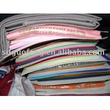 C 40 * 40 + 40D 133 * 72 48/50 tecido de tingimento de spandex