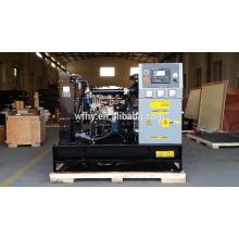 Weifang open type 20kw 220volt generator