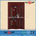 JK-S9220T Porte double-porte extérieure / sécurité en acier et porte mère