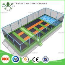 Excellent Design Cheap Mini Trampoline Park