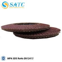 Disco da aleta da zircônia do revestimento protetor da fibra de vidro do inversor de 3000 watts com serviço a longo prazo