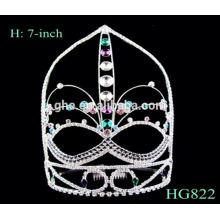 Образец имеющейся заводской королевской короны