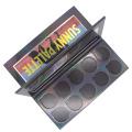 Paleta de maquillaje de sombra de ojos personalizada 3D 10