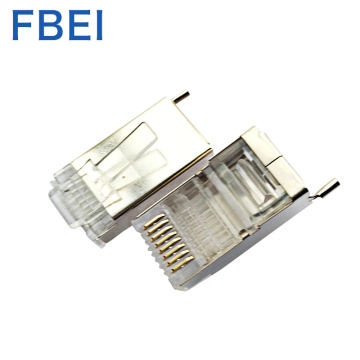 Cat5e 8P8C STP Connecteur RJ45 Modular Plug