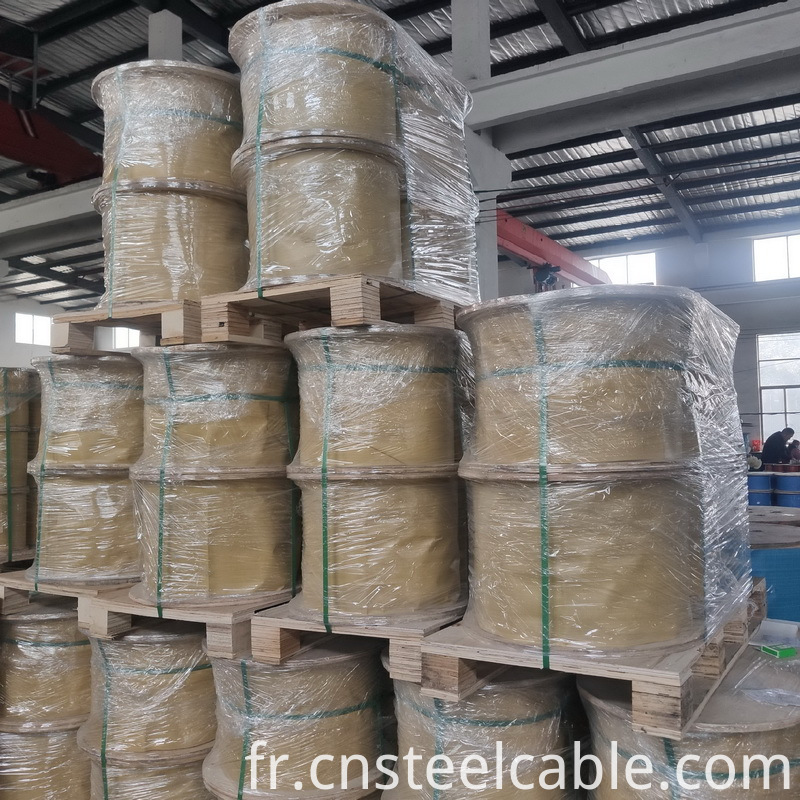 Warehouse Of Seel Wire Rope 01