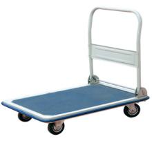 Camion de main de la plateforme matérielle en acier avec chariot à pousser/main de haute qualité