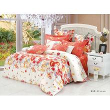 100% cotton 40s 133*72/reactive printed/luxury comforter set