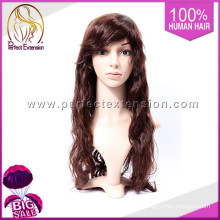 Heiße Produkte der langen Perücken der Perücken der indischen langen Haar-Männer