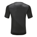 T-shirt Dry Fit Soccer Wear Homme Noir