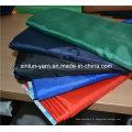 Tissu en nylon de nylon de Spandex de rayonne de stockage pour la veste de sacs
