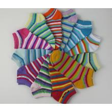 Colorful Girl Socks POLO Strip Socks Children Socks