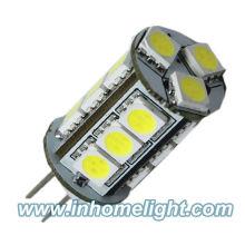 Lampe LED à 360 degrés 18pcs G4 led
