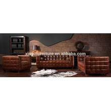 Американский стиль гостиной с диваном-кроватью A634