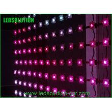 P80 farbenreiche Aufrollbare Streifen LED-Anzeige