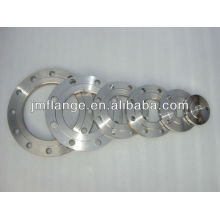 "1/2""-24"" GOST 304 high pressure stainless steel flange"