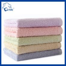 Pure Cotton Long Stapled Cotton Bath Towel (QHL55121)