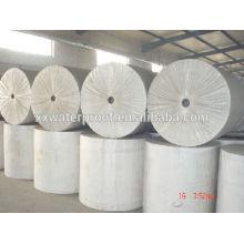 reinforced polyester mat for bitumen waterproof membrane