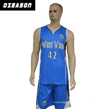 Ozeason Sportswear Unisex Plus Size Mens Basketball Jersey (C191)