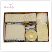 Luxus 6PCS in einem Geschenkbox-Duschsatz