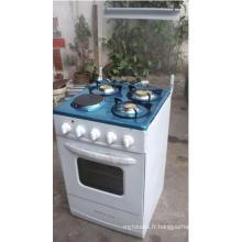 Cuisinière au gaz, cuisinière à gaz autoportante, cuisinière à gaz autoportante