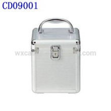 80 CD disks aluminum cute CD case with ABS panel skin wholesales from China manufacturer