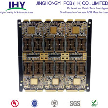 4-layer Impedance Gold Finger Circuit Board Fabrication