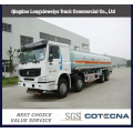 Camiones de SINOTRUK HOWO pesados 336HP tanque de combustible de 8 X 4