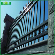 alibaba china prefabricated zinc galvanized steel fence