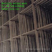Construcción de malla soldada
