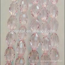 Kristall-Glasperlen-Peridot in der Masse