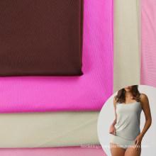 Jiadatai soft touch high stretch polyamide elastane fabric for lingerie woman