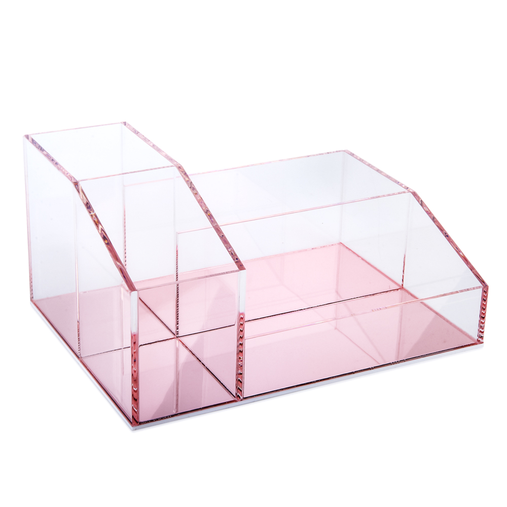 Clear Makeup Storage Kit