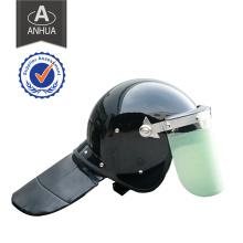 Capacete Anti-Riot Anti-Riot da polícia da alta qualidade com visor do PC