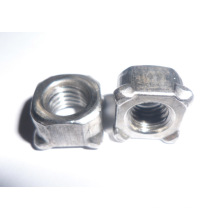Alloy Steel Square Weld Nuts DIN 928